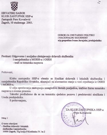 HSP_odgovor