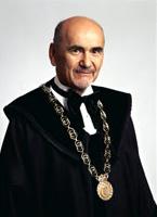 Predsjednik Ustavnog suda RH Petar Klarić