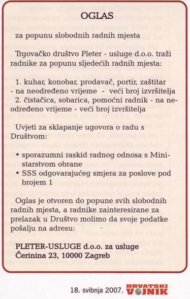 Pleter_oglas