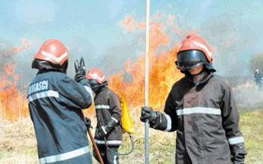 U jeku šumskih požara vatrogasci često posuđuju opremu jedni od drugih