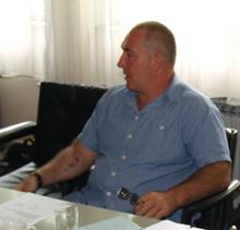 Sindikalni povjerenik Krešimir Marković