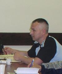 Sindikalni povjerenik PU osječko-baranjske Ivan Špoljarić