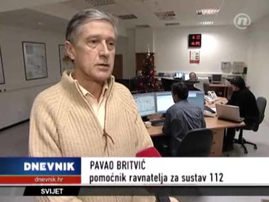 Pomoćnik ravnatelja DUZS ne trepnuvši je slagao kako se u DUZS koristi novi komunikacijski sustav, iako je on stavljen u funkciju pola sata prije dolaska ekipe Nove TV
