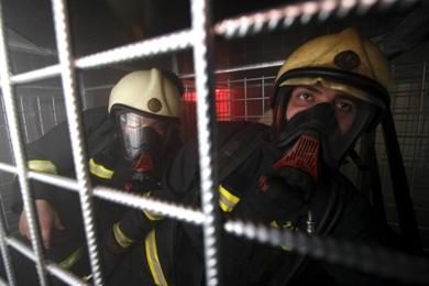 Profesionalni vatrogasci prozivaju Šukera i Adlešič zbog nepoštovanja kolektivnog ugovora / Ivo Ravlić / CROPIX