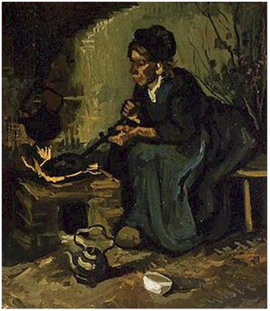 Peasant-Woman-by-the-Firepl