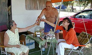 NAŠI GOSTI Austrijanci Josef i Rosalia Jakober u Hrvatskoj kampiraju 30 godina