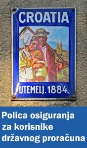 Croatia osiguranje polica
