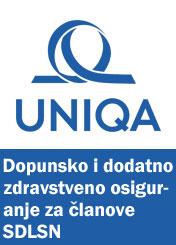 UNIQA Dopunsko i dodatno zdravstveno osiguranje za clanove SDLSN