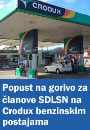 Crodux za članove SDLSN