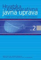 Hrvatska i komparativna javna uprava